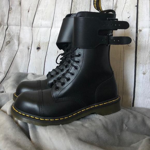 taglia 7 qualità incredibile economico per lo sconto Dr. Martens Shoes   Dr Martens Caden Buckle Boots New 10   Poshmark